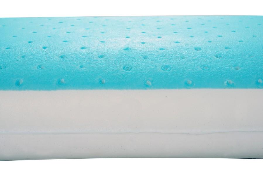 "16"" X 28"" Cool Gel Memory Foam Queen Pillow"