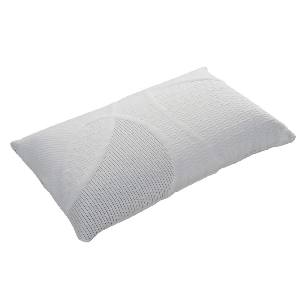 """16"""" X 28"""" Cool Gel Latex Queen Pillow"""