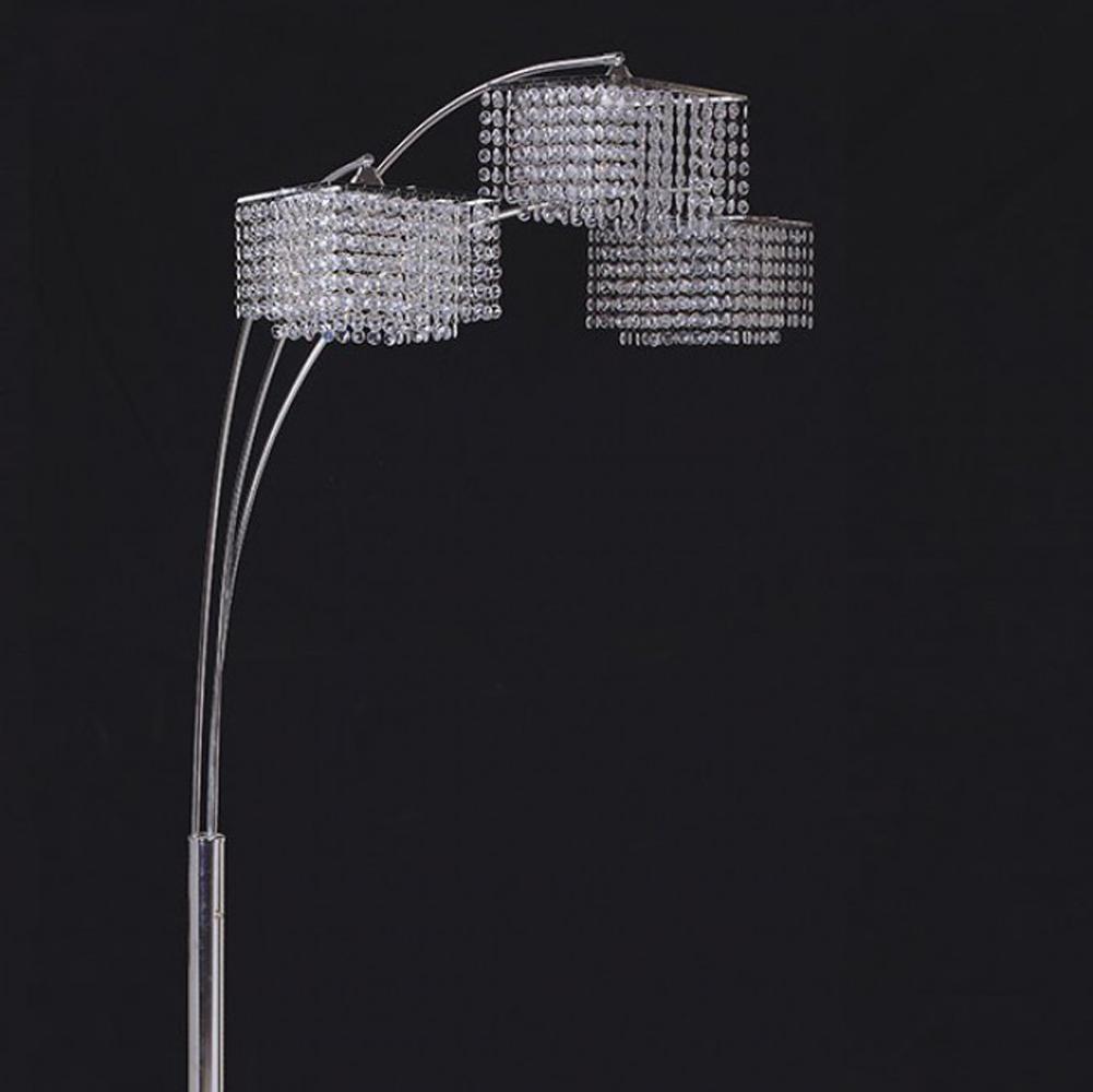 Tina Traditional Arch Lamp